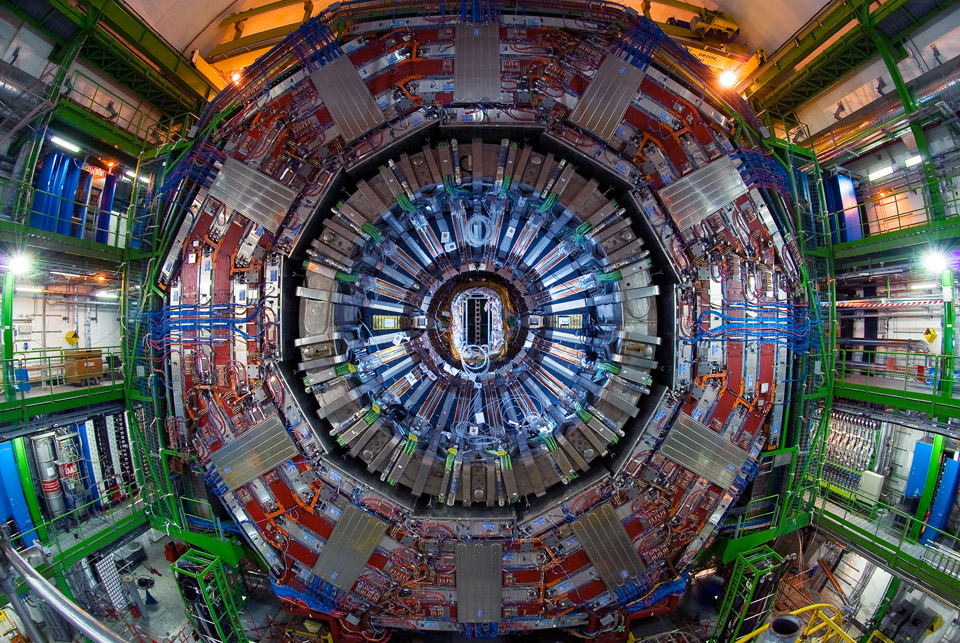 Compact Muon Solenoid at CERN